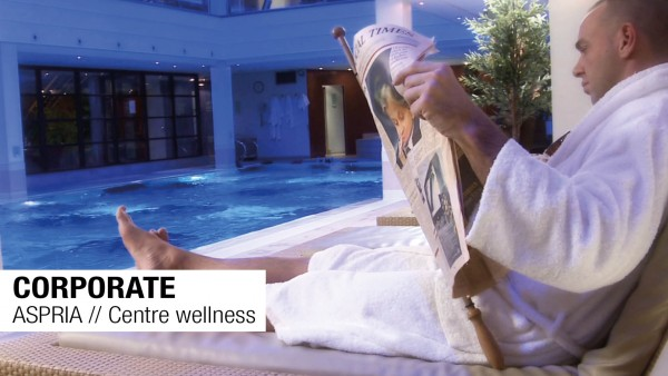 CORPORATE // ASPRIA // Centre wellness