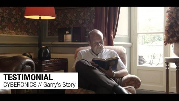 TESTIMANIAL // CYBERONICS // Garry's Stroy