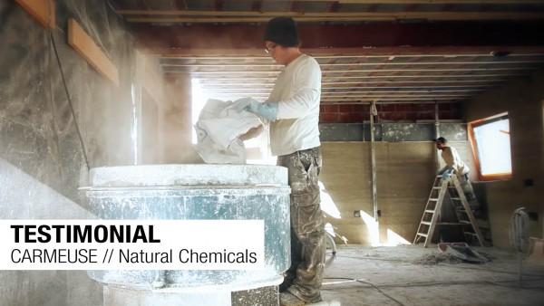 TESTIMONIAL // CARMEUSE // Natural Chemicals