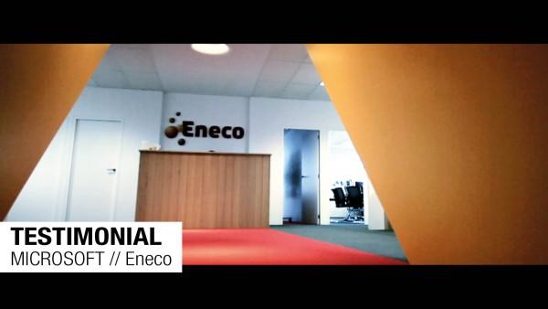 TESTIMONIAL // MICROSOFT // Eneco