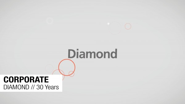 CORPORATE // DIAMOND // 30 Years