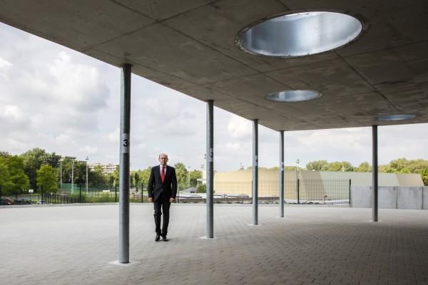 REPORTAGE // BERCHEM-SAINTE-AGATHE // Les Lilas